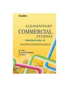 Elementary Commercial Studies ICSE CLASS IX