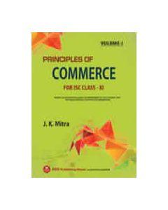 Principles of Commerce (VOL.I) ISC CLASS XI