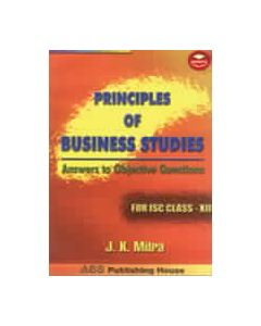 Principles of Business Studies- Answers to Objective Questions ISC CLASS XII