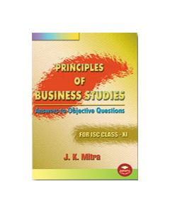 Principles of Business Studies- Answers to Objective Questions ISC CLASS XI