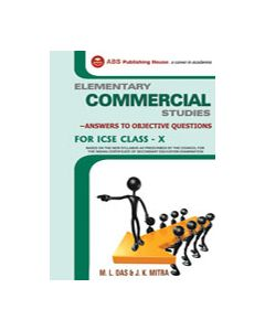 Elementary Commercial Studies- Answers to Objective Questions   ICSE CLASS X
