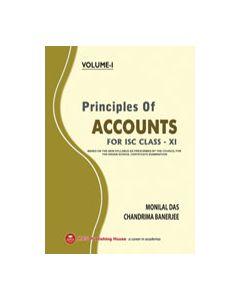 Principles of Accounts (VOL.I)  ISC CLASS XI