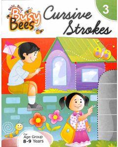 Busy Bees Cursive Strokes 3