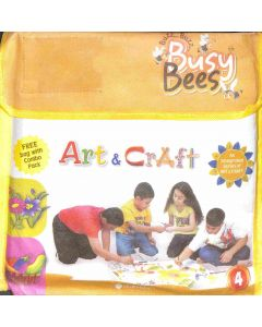 Busy Bees Art & Craft 4