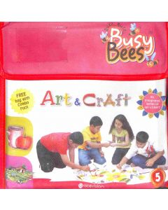 Busy Bees Art & Craft 5