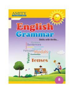 English Grammar Skills with Thrills - 8