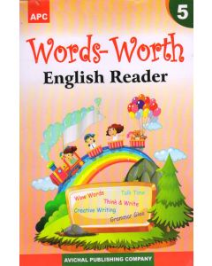 Words-Worth English Reader - 5