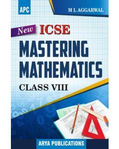 New ICSE Mastering Mathematics-8
