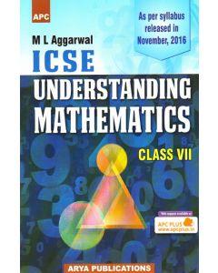 ICSE Understanding Mathematics Class-7