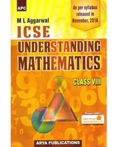 ICSE Understanding Mathematics Class-8