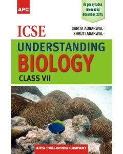 ICSE Understanding Biology Class 7
