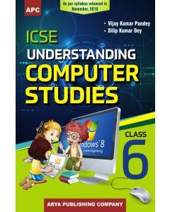 ICSE Understanding Computer Studies- 6