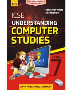 ICSE Understanding Computer Studies- 7