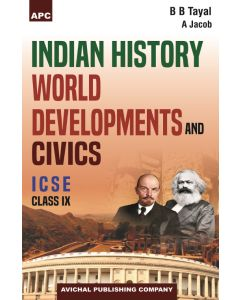 Indian History, World Developments and Civics Class- 9
