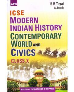 Indian History, World Developments and Civics Class- 10