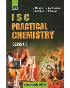 I.S.C. Practical Chemistry Class- 12