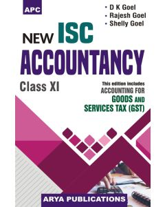 New I.S.C. Accountancy Class- 11