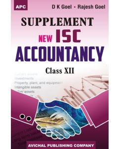 Supplement New ISC Accountancy - 12