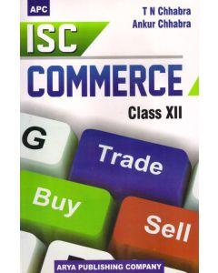 I.S.C. Commerce Class- 12