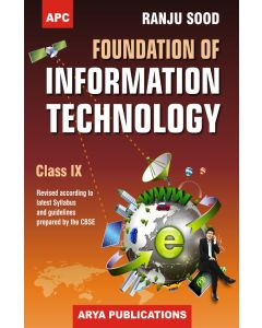 Foundation of Information Technology Class- 9
