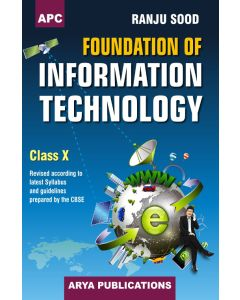Foundation of Information Technology Class- 10
