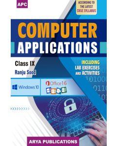 Computer Applications Class-9