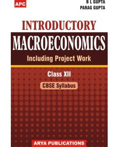 Introductory Macroeconomics (Including Project Work) Class- 12