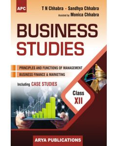 Business Studies (Including Case Studies) Class- 12