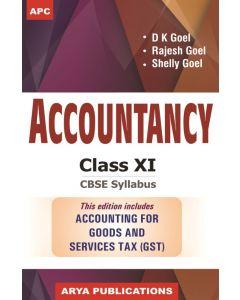 Accountancy Class- 11