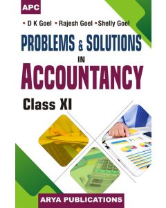 Problems & Solutions in Accountancy Class- 11