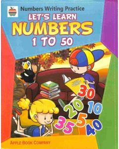 Let's Learn Numbers 1 To 50