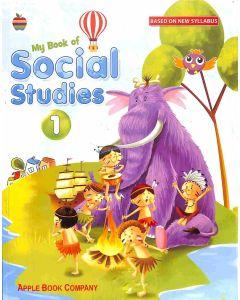 My Book Of Social Studies 1