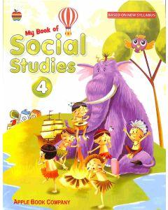 My Book Of Social Studies 4