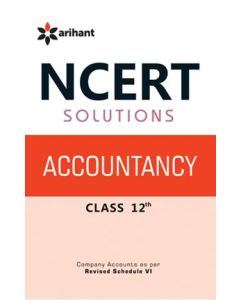 NCERT Solutions - Accountancy for Class 12th