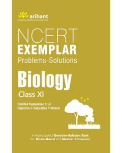 NCERT Exemplar Problems-Solutions Biology class 11th