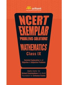 NCERT Exemplar Problems-Solutions Mathematics class 9th
