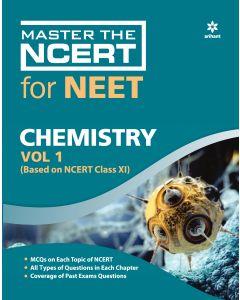 Master the NCERT For NEET ChemistryVol-1