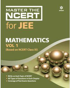 Master the NCERT For JEE MathematicsVol-1