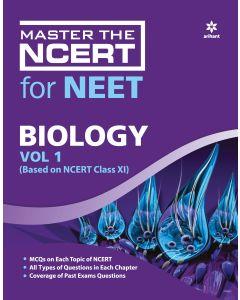 Master The NCERT For NEET Biology Vol-1