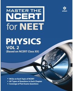 Master The NCERT For NEET Physics Vol-2
