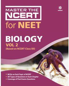 Master The NCERT For NEET Biology Vol-2