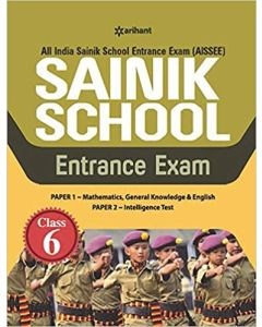 Sainik School Class 6 Guide 2021