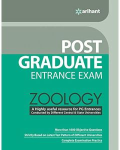 Post Graduate Entrance Exam Zoology