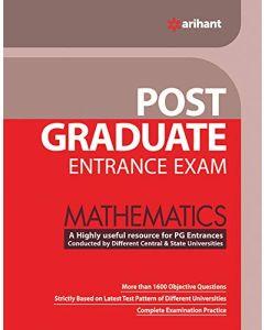 Post Graduate Entrance Exam Mathematics