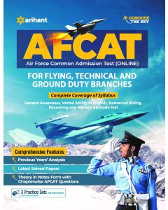 AFCAT (Flying technical & ground duty branch) 2020