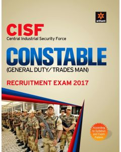 Central Industrial Security Force CISF Constable 2017
