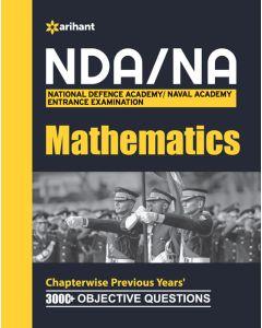 Study Package Mathematics NDA & NA (National Defence Academy & Naval Academy) Entrance Exam 2020