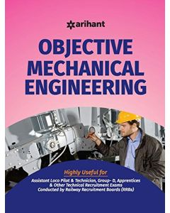 RRB Objective Mechanical Engineering 2018