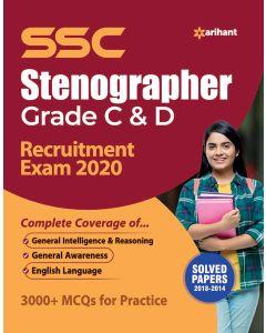 SSC Stenographer (Grade 'C' & 'D') Guide 2020