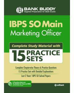 15 Practice Sets IBPS SO Main Marketing Officer 2019